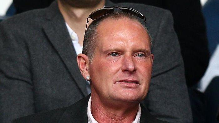 Paul Gascoigne dituduh melakukan pelecehan seksual (Clive Rose/Getty Images)