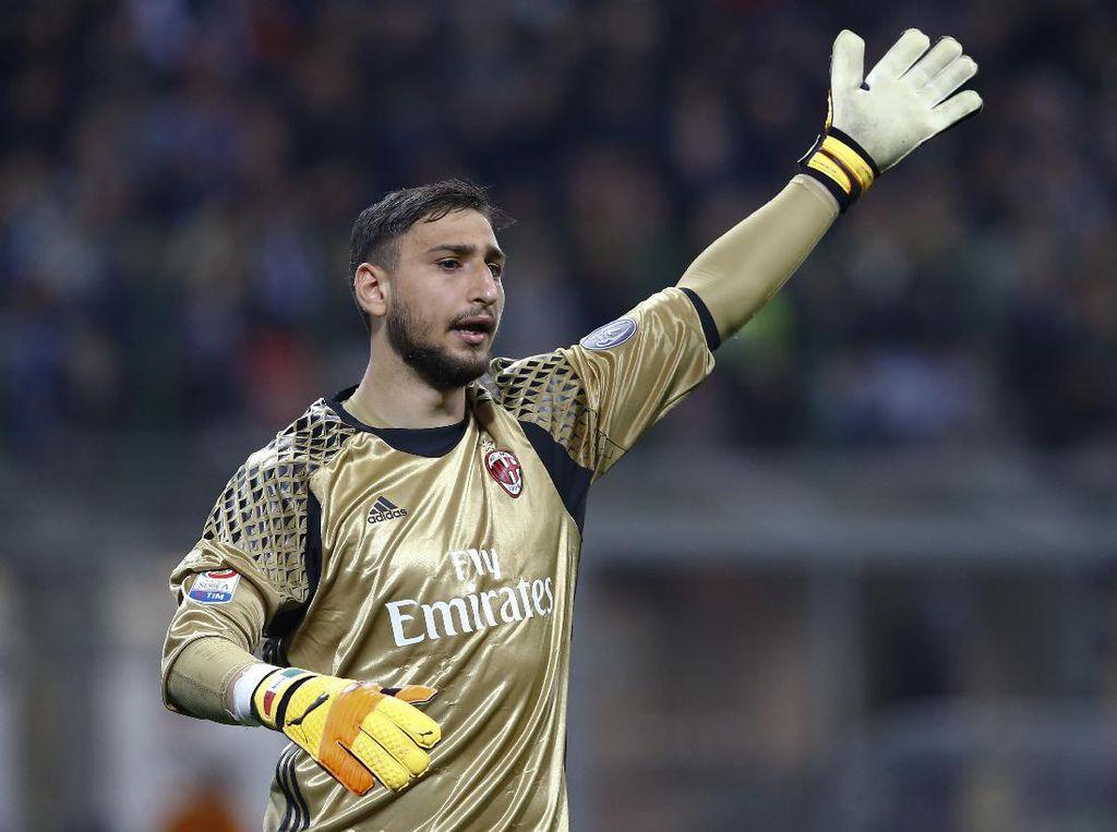 Donnarumma Selalu Ingat Derby Milan Pertamanya