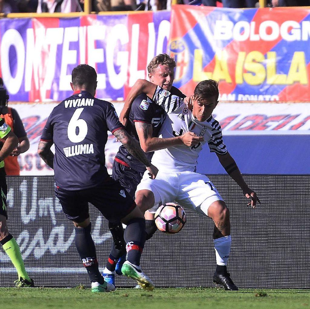 Juventus Menang Dramatis di Laga Terakhir Serie A