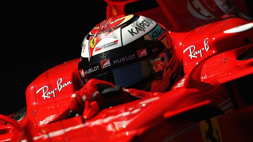 Raikkonen: Pole Position Bukan Jaminan Kemenangan