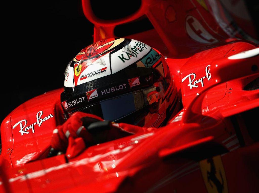 Ini Penjelasan Kimi Raikkonen Pindah ke Sauber dan Motivasi yang Tetap Ada