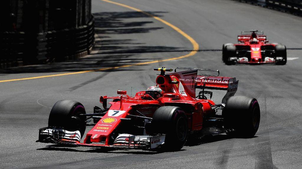 Setelah Lima Tahun, Vettel Juara Lagi di Monaco