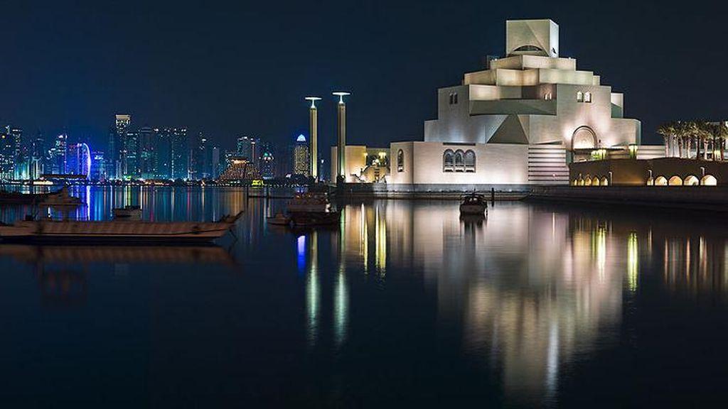 Potret Museum Islam Terbesar di Dunia