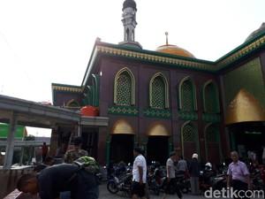 Masjid Raya Pekanbaru Hadirkan Imam Hafiz Alquran dari Madinah