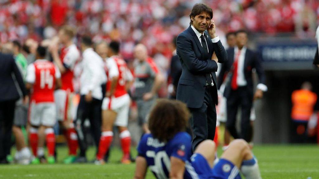 Conte Sebut Wasit Bikin Kesalahan, Sesalkan Start Buruk Chelsea
