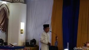 Kelakar Wapres JK Soal Speaker Masjid di Samping Rumahnya