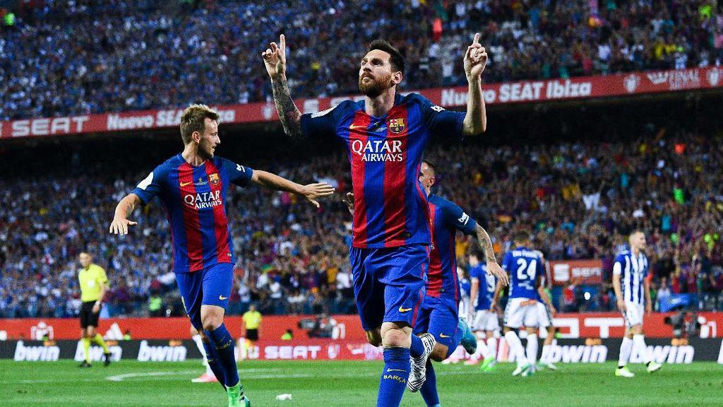 Liburan ke Arab Saudi, Jangan Pakai Jersey Barcelona Dulu