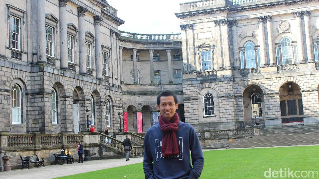 Rizqi Mengenang Puasa 19 Jam Saat Studi di Inggris