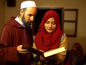 Belajar Menghafal Alquran dari Seorang Tunanetra di Maroko