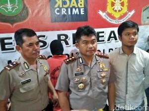 Polisi Tangkap Sepasang Kekasih yang Buang Janin Bayi di Pamulang