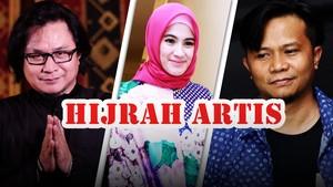 Reguk Kisah Spiritual dalam Hijrah Artis dan Hijab Story