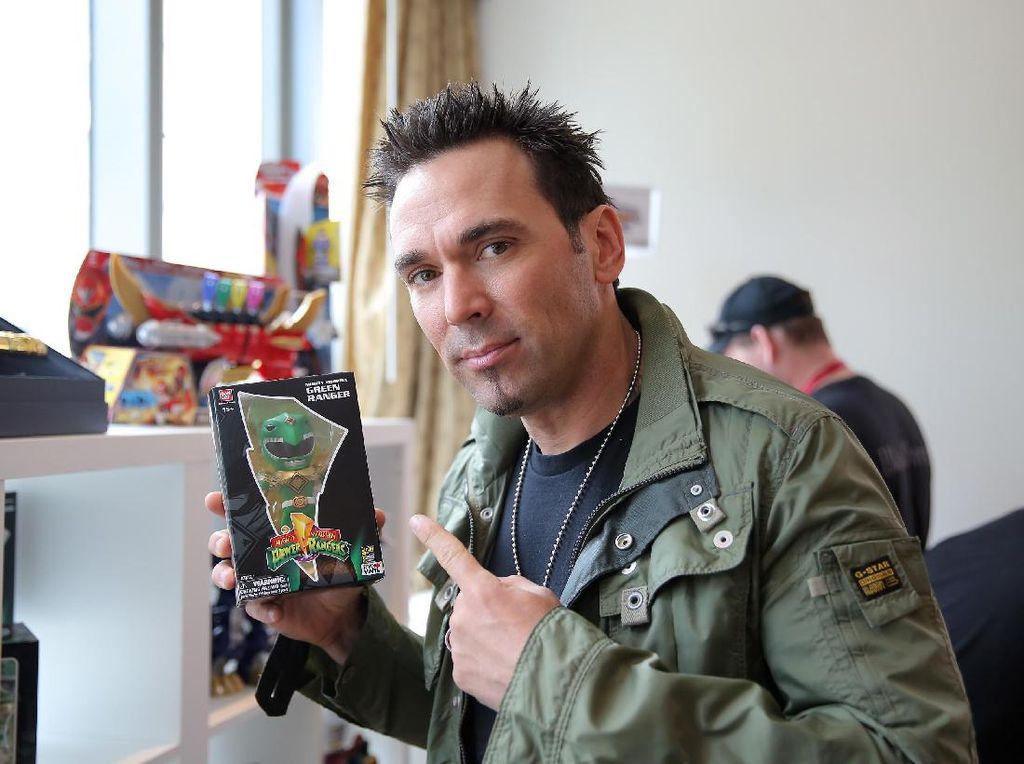 Bintang Power Rangers Hampir Jadi Korban Pembunuhan di Comic Con