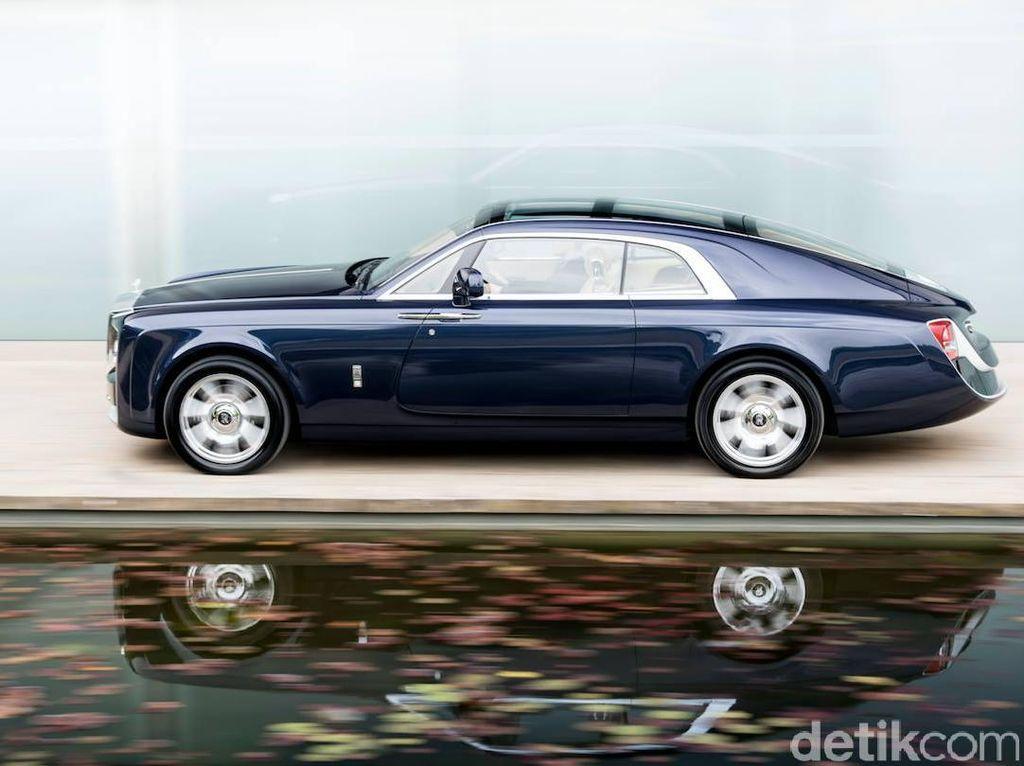 Mobil Termahal di Dunia, Laku Rp 190 Miliar!