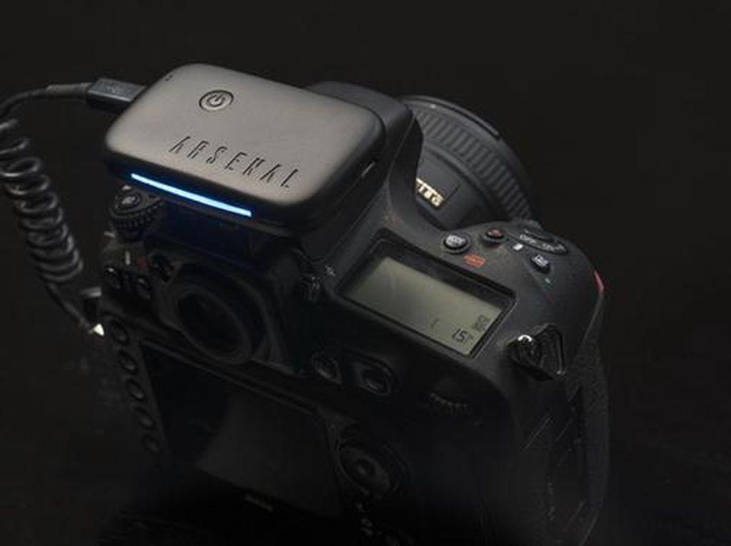 Arsenal, Kecerdasan Buatan untuk Kamera Digital