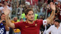 Francesco Totti Positif Covid-19