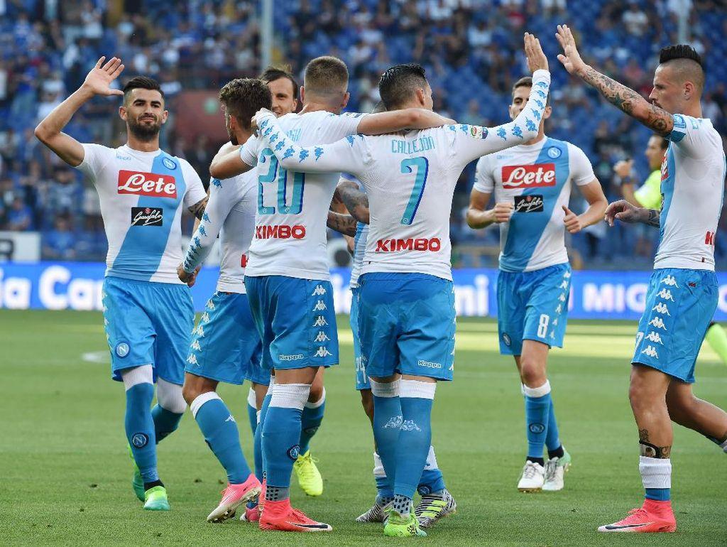 Serie A Tak Lebih Buruk dari Premier League