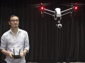 DJI, Perusahaan Drone China yang Taklukkan Dunia