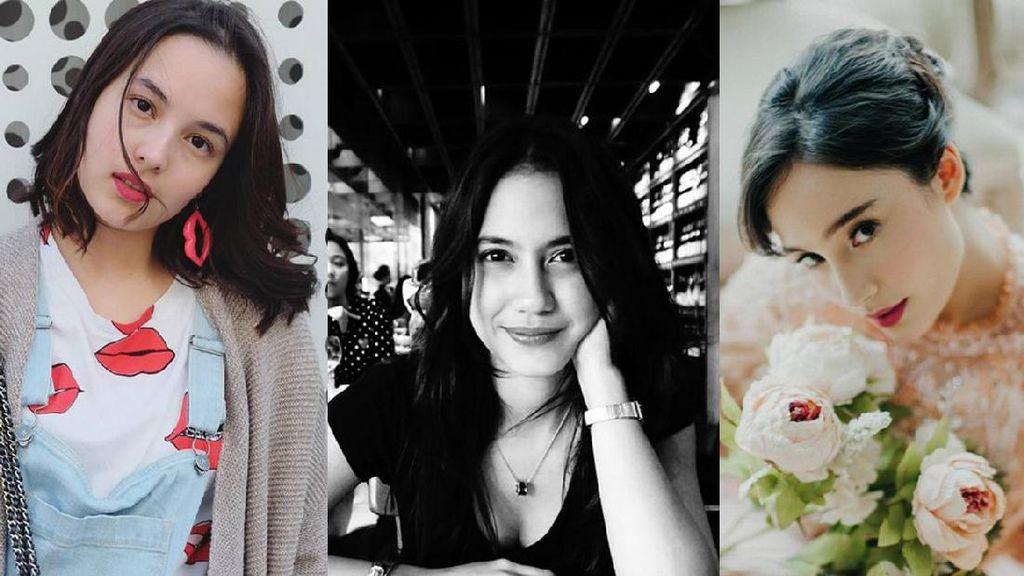 Awas Mimisan! Pesona Chelsea Islan, Tatjana Saphira dan Pevita Pearce
