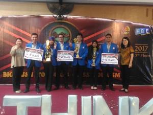 Mahasiswa-mahasiswa Ini Borong 3 Gelar Juara Lomba Karya Ilmiah