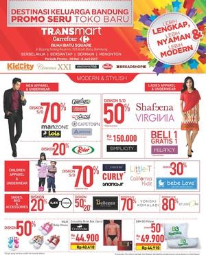 Masih Ada Promo di Transmart Carrefour Buah Batu