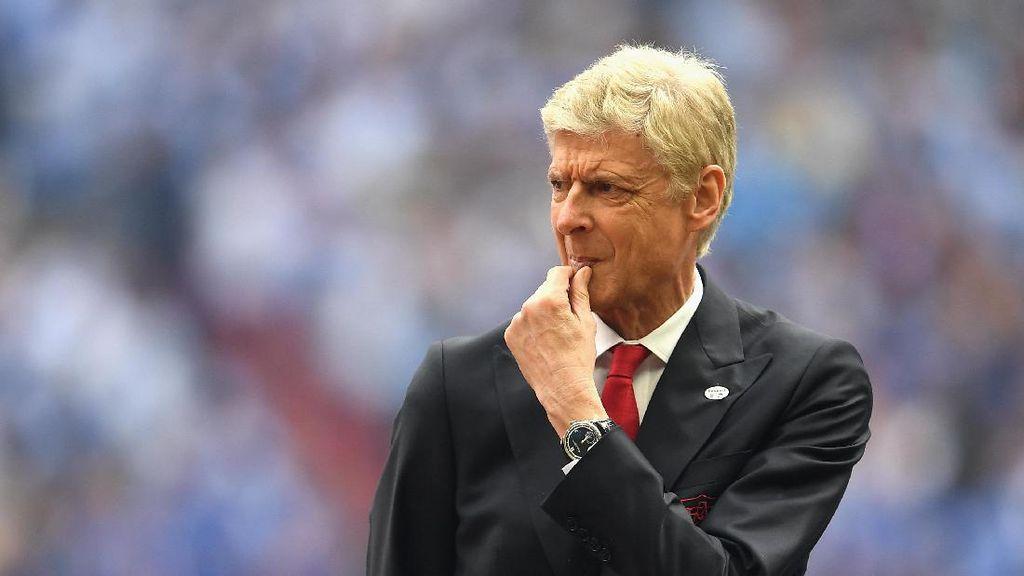 Wenger: Raihan Piala FA Presentasi Terbaik untuk Dapat Kontrak Baru