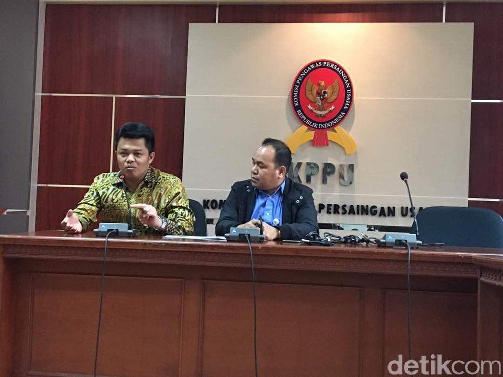 KPPU Tangani 348 Perkara, Mayoritas Persekongkolan Tender