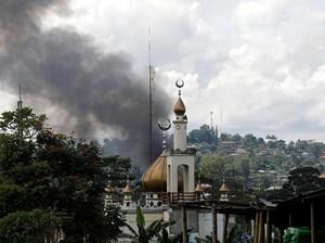 Filipina Serukan Militan Terkait ISIS di Marawi Menyerah