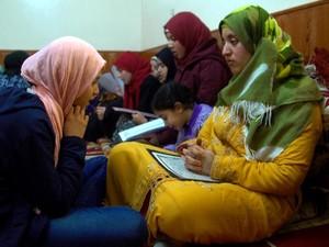 Para Penghafal Alquran dari Kota Sale, Maroko