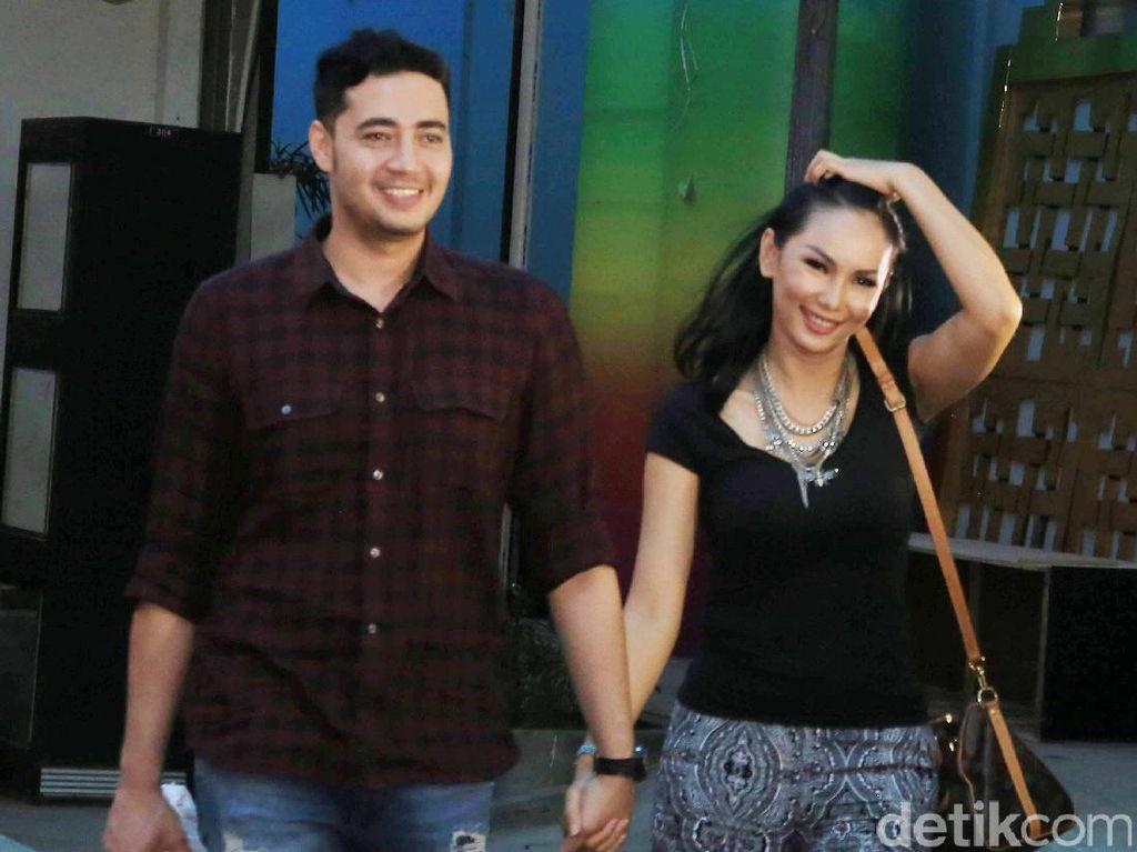 Digugat Cerai Kalina Oktarani, Hendrayan Malah Bersyukur?