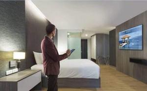 Sambut Lebaran, Hiburan Kamar Hotel Dibikin Makin Pintar