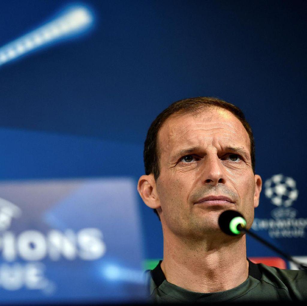 Allegri Kecewa Pencapaian Juventus di Liga Champions Musim Lalu Dianggap Remeh