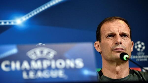 Allegri Tuntut Kebengisan Juventus Saat Melihat Celah