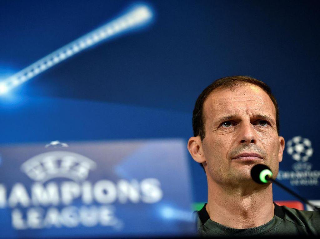 Allegri Tak Suka Juventus Dianggap Favorit