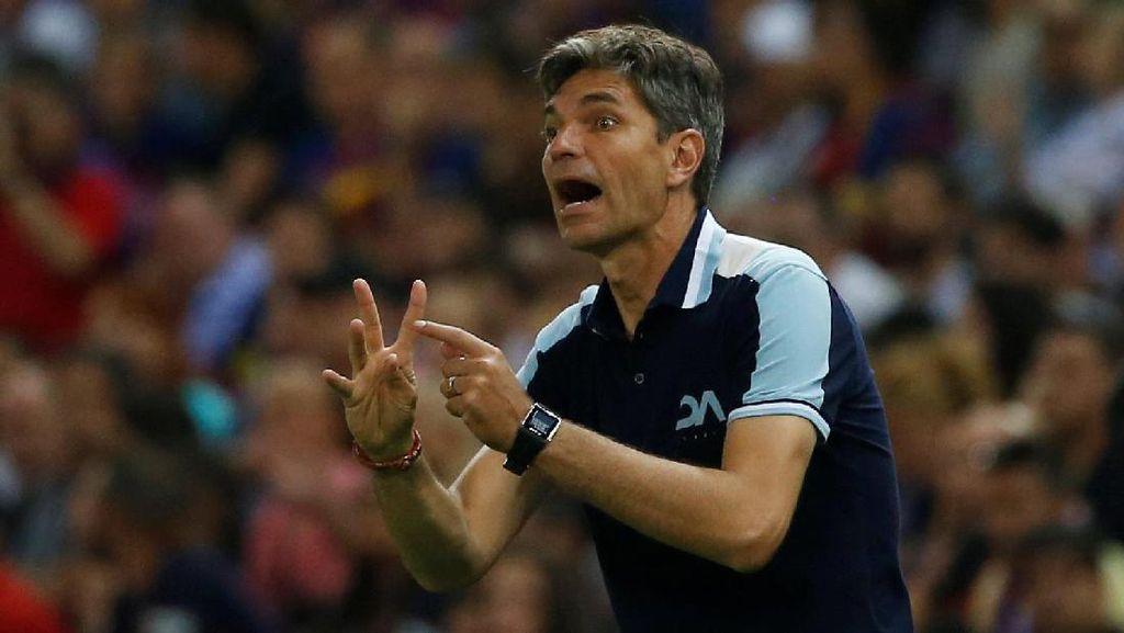 Usai Kalah di Final Copa del Rey, Alaves Ditinggal Pelatihnya