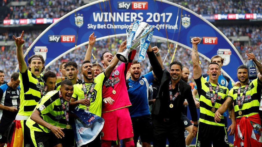 Selamat Datang di Premier League, Huddersfield
