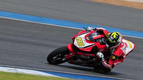 Misi Rider-Rider Indonesia Kibarkan Merah Putih di Sirkuit Suzuka