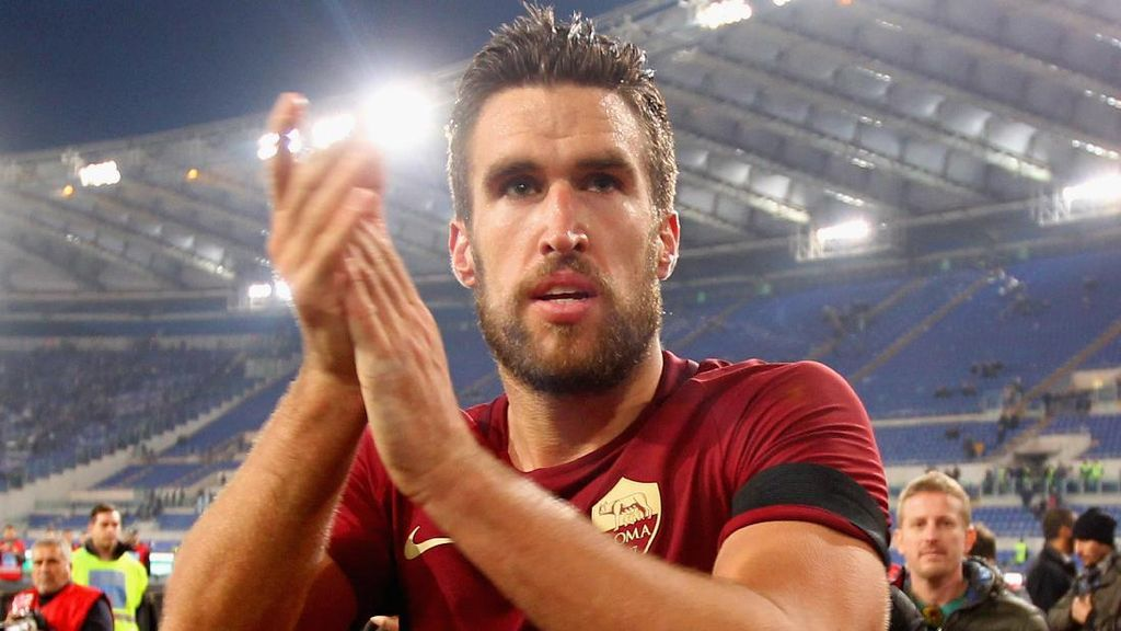 Roma Perpanjang Kontrak Strootman