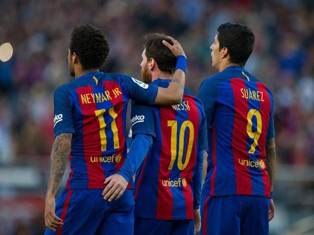 Neymar Sudah Lakukan Segalanya untuk Kembali ke Barcelona