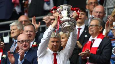 Rekor Wenger dan Arsenal di Piala FA