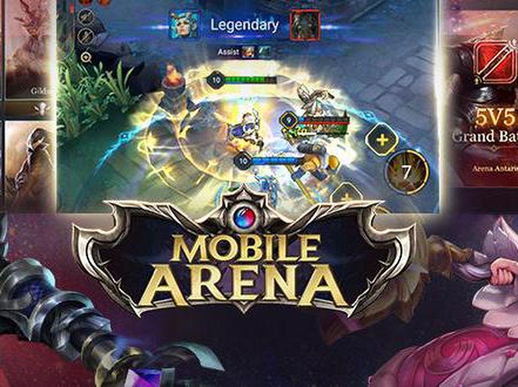 Pusing Pilih Hero di Mobile Arena? Ini Lima Jagoannya