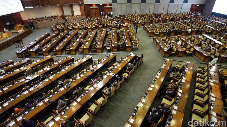 Pansus RUU Pemilu Gelar Rapat dengan Pemerintah Senin Pekan Depan
