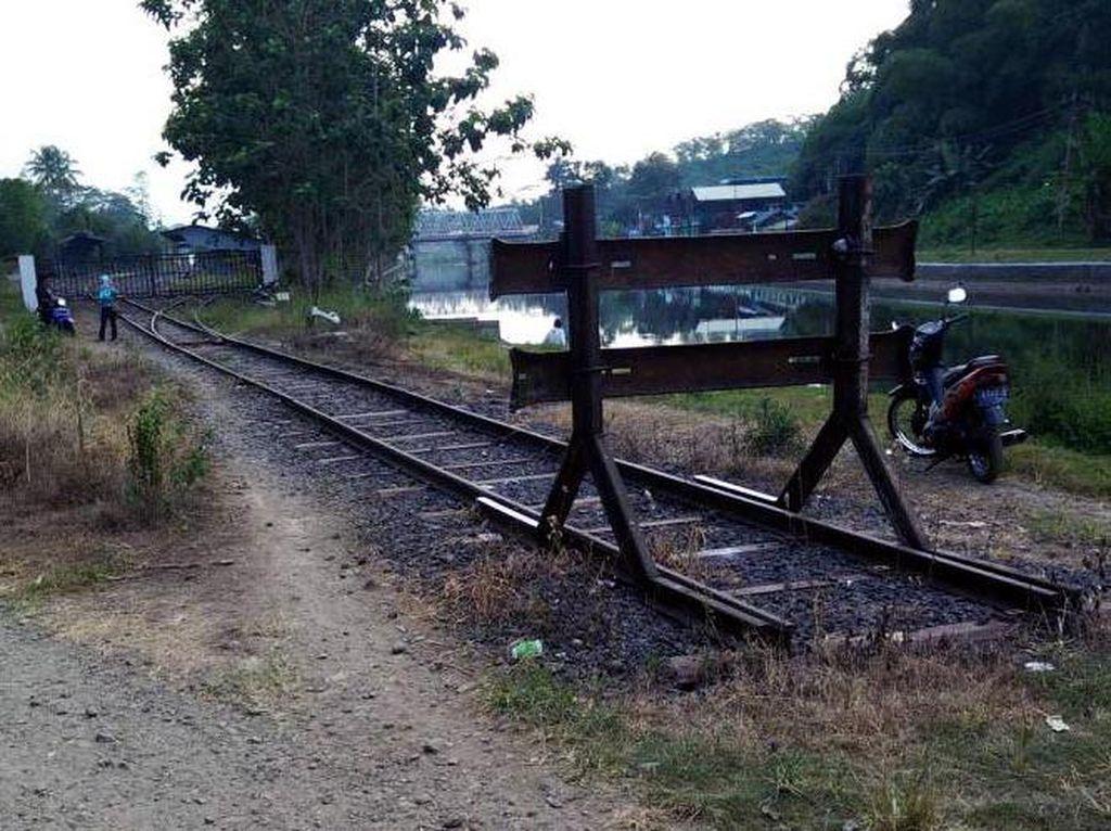 1.377 Rumah Bakal Kena Imbas Reaktivasi Rel Rangkasbitung-Labuan