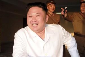 Sukses Uji Coba Rudal Balistik, Begini Ekspresi Kim Jong Un