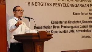 Lindungi TKI, 8 Kementerian Bangun Desa Migran Produktif