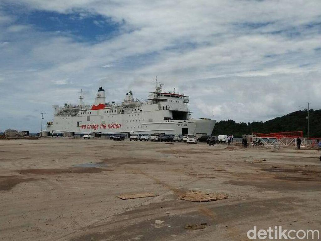Kemenhub: Sarana dan Prasarana Pelabuhan Banten Tetap Normal