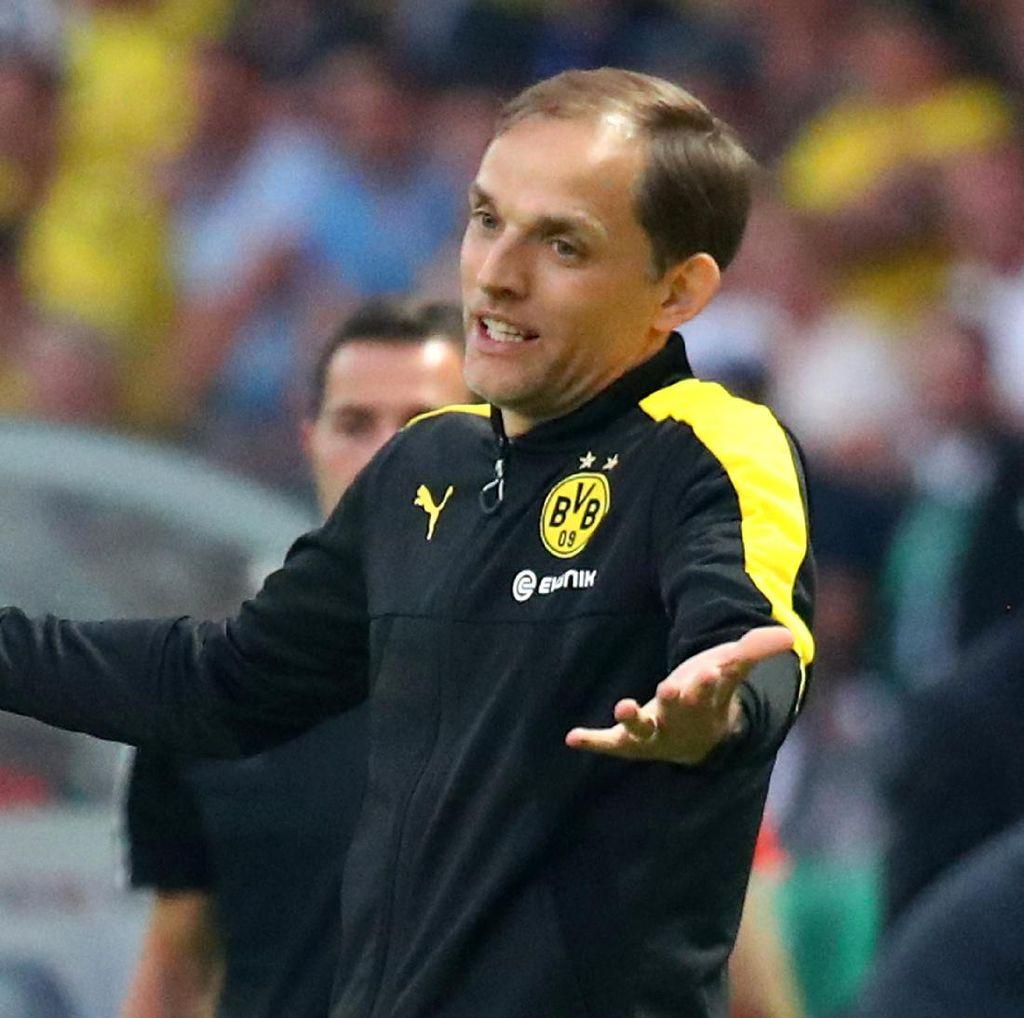 Tuchel Tinggalkan Dortmund
