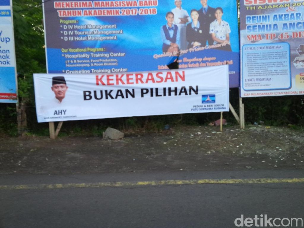 Foto Agus Yudhoyono Beredar di Bali, Demokrat: Bukan untuk Pilgub
