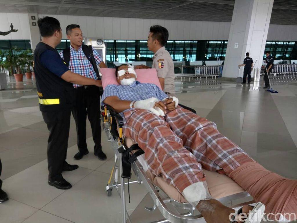 Polri Tanggung Biaya Pengobatan Bripda Yogi di Singapura