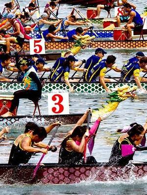 Mengenal Dragon Boat Festival yang Lagi Ramai Dicari Orang