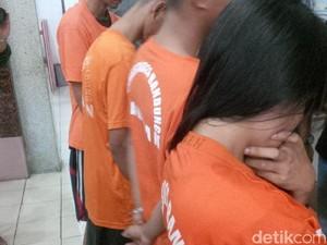 Wanita Muda Ini Terlibat Geng Motor Nyambi Begal di Bandung
